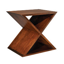 X Side Table